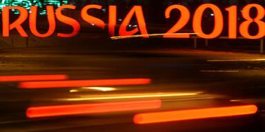 Russland WM