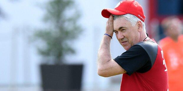 Neuer Job? Gerüchte um Carlo Ancelotti
