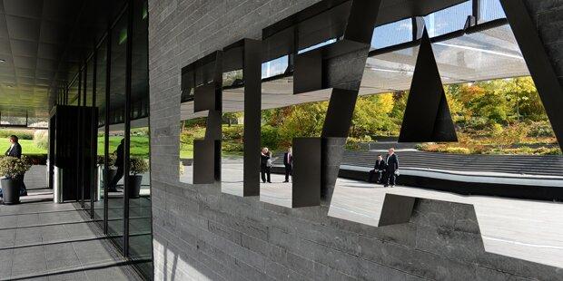 Kuriose Enthüllungen im FIFA-Skandal