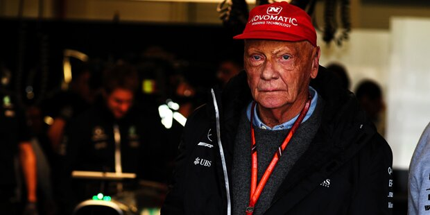 Mercedes: Lauda dementiert Mega-Gerücht