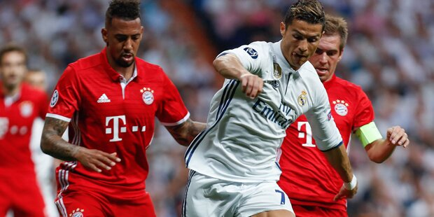 FC Bayern: Irres Gerücht um Ronaldo