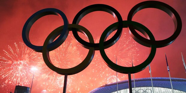 Heute werden die Olympioniken gefeiert