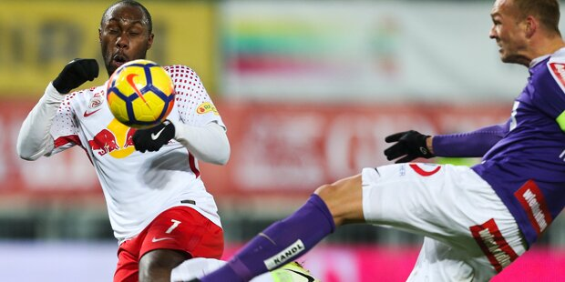 5:0 - Euro-Bullen zerlegen die Austria