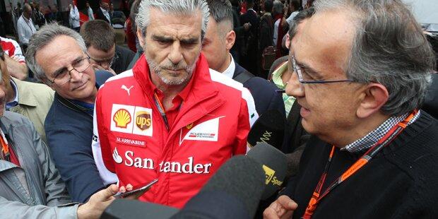 Klartext: Ferrari-Boss schockt Formel 1