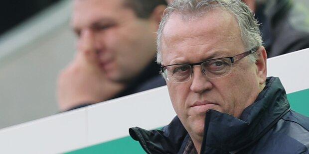 Austria beurlaubt Sportdirektor Wohlfahrt