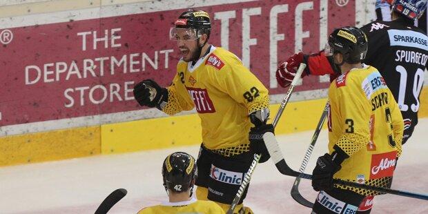 Caps mit entfesseltem Sieg gegen Innsbruck