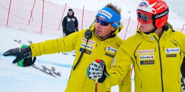 Schweiz: Schlammschlacht im Ski-Verband