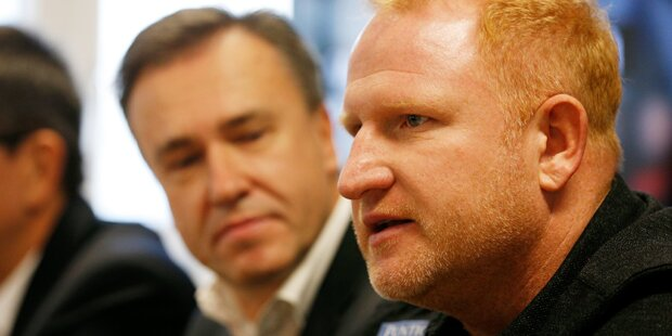 Vogel-Sager: Neo-Coach sorgt für Lacher