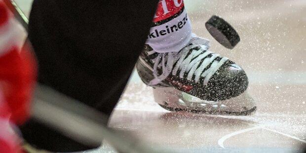 Schock: Eishockey-Duo brutal überfallen