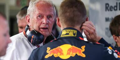 Red-Bull-Wut: Marko feuert gegen Wolff