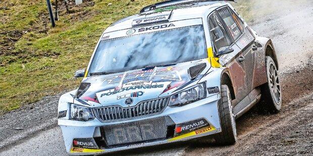 Horror-Crash von Rallye-Legende