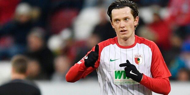 Gregoritsch stichelt gegen Ex-Klub HSV