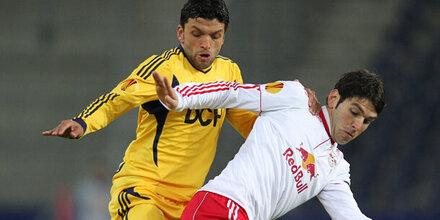 Red Bull Salzburg auch in Charkiw chancenlos
