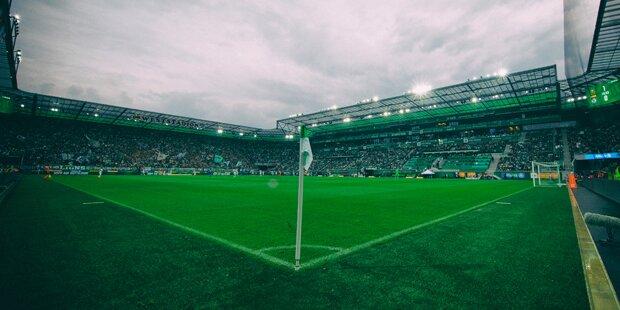 Stadionbau: Millionen-Klage gegen Rapid