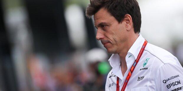 Mercedes: Wolff ätzt gegen Formel-1-Bosse