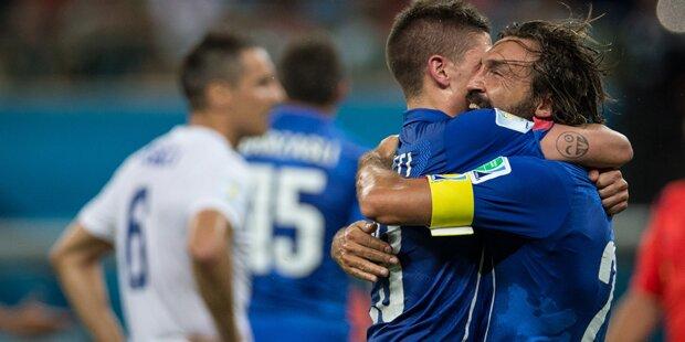 Mit 38: Italien-Legende tritt zurück
