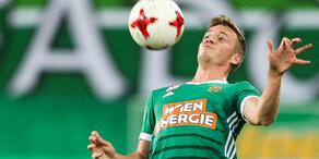 Schobesberger verlängert langfristig beim SK Rapid