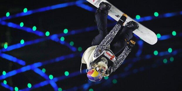 Snowboard-Queen Gasser bei Saisonstart 3.