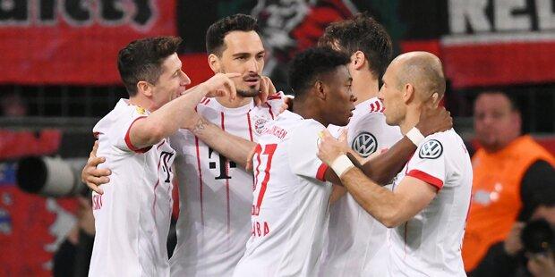 Bayern-Superstar vor Wechsel nach London?