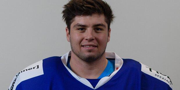 Eishockey-Star ermordet: Black Wings trauern um ihren Spieler