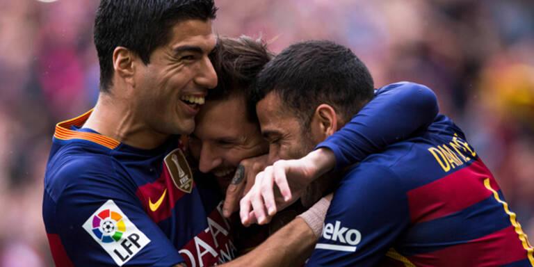 Barca-Star wechselt zu Juventus