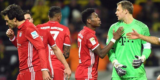 Bayern: Mitspieler kontert Lewy-Vorwurf