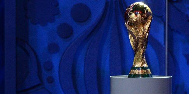 Heute gibt´s den WM-Startschuss