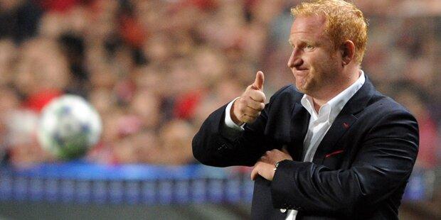Perfekt: Heiko Vogel neuer Sturm-Coach