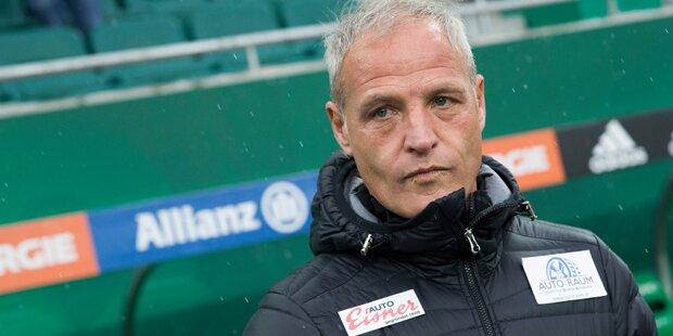 Neuer Trainer-Job für Pfeifenberger