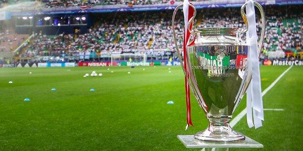 Bitter! Kein Champions-League-Fixplatz für Österreich 2020