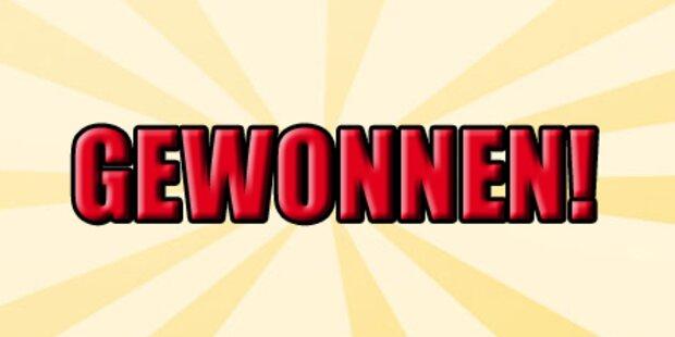 Antenne Salzburg Gewinner