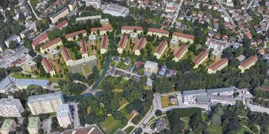 Wohnsiedlung in Liefering verdichtet