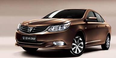 GM stellt erstes Auto nur für China vor