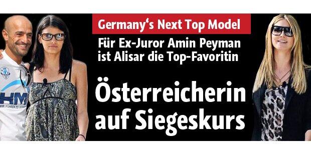 Peyman Amin: Darum gewinnt Alisar