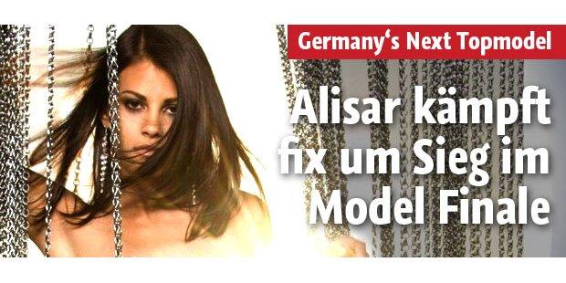 Alisar kämpft um Sieg im Model-Finale