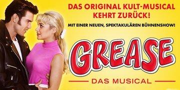 Freitag, 16.02.2018: GREASE – Das Musical