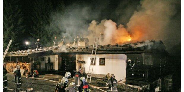 Waldbrand gerade noch verhindert