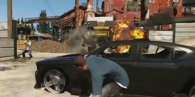 """Brandneu: Trailer von """"Grand Theft Auto V"""""""