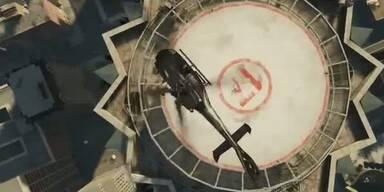 Genialer Gameplay-Trailer von GTA 5