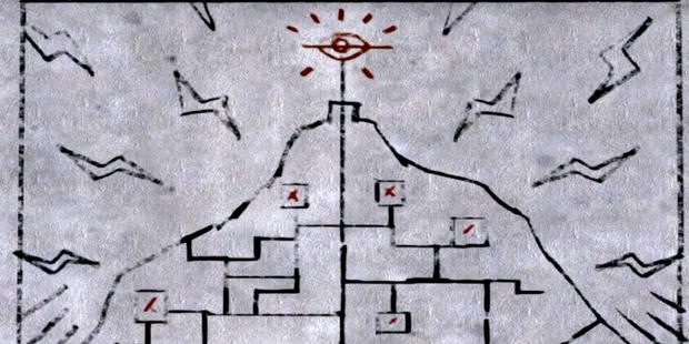 Das Geheimnis von Mount Chiliad