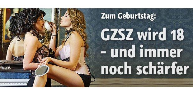GZSZ-Mädels zeigen sich in heißen Posen