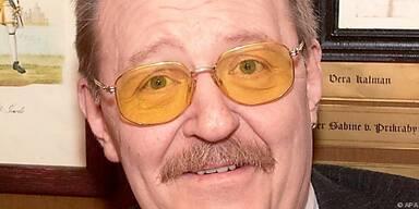 Götz Kauffmann verstarb mit 61 Jahren