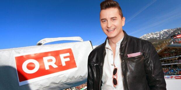 Andreas Gabalier wird ORF-Kopräsentator