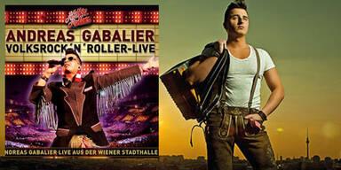 Andreas Gabalier: VolksRock´N´Roller Live