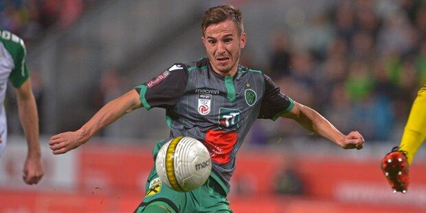 Innsbruck nach 1:0-Sieg weiter Erste-Liga-Dritter