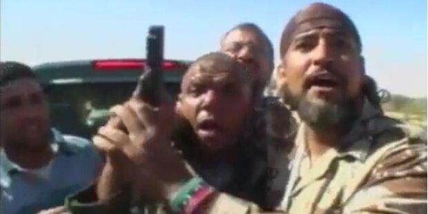 Dieser Mann soll Gaddafis Mörder sein