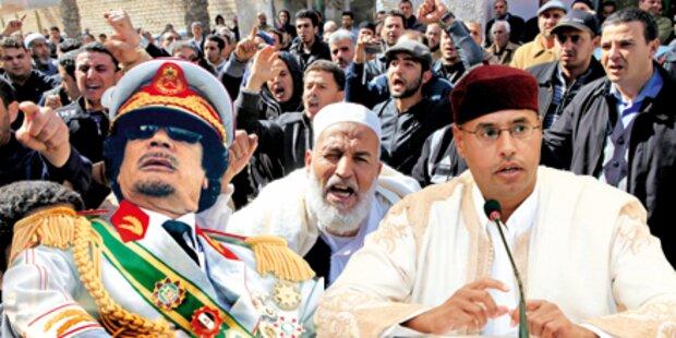 Jagd auf Gaddafis Millionen