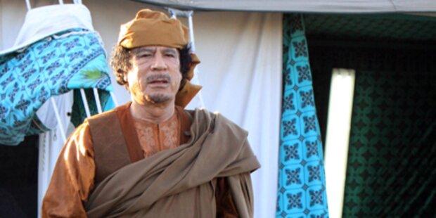 Gaddafi will angeblich Waffenstillstand