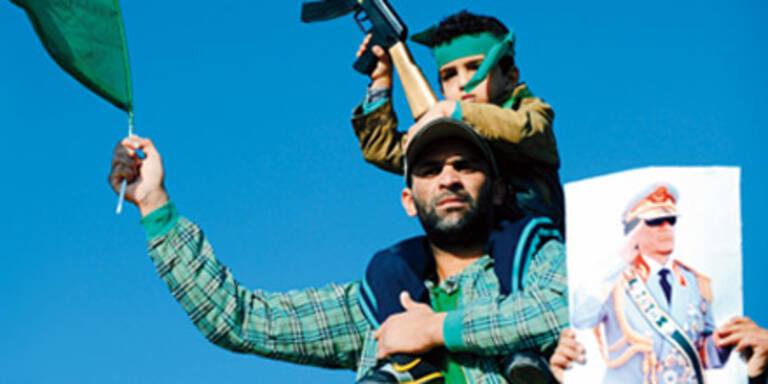 Wird der Krieg gegen Gaddafi zum Flop?