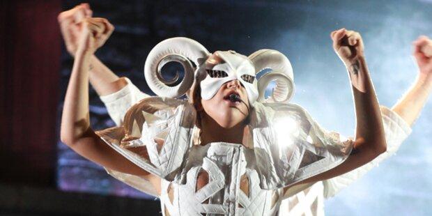 Lady Gaga sagt Konzerte ab